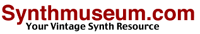 synth museum logo
